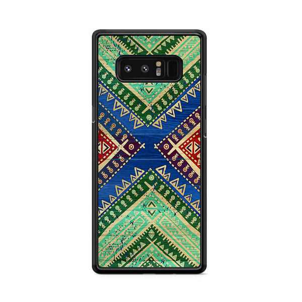 Colorful Aztec Bohemian Samsung Galaxy Note 8 Case
