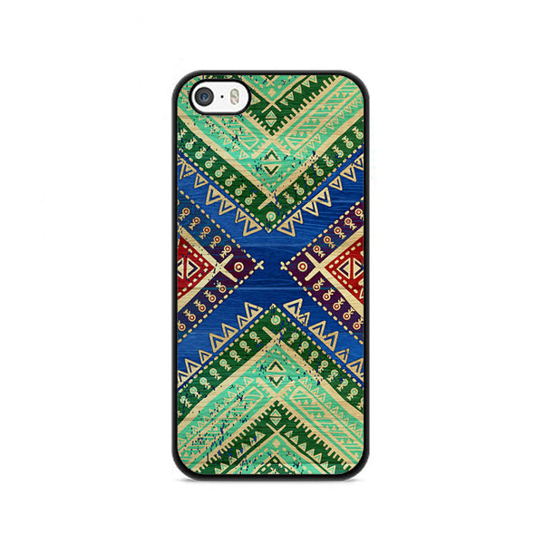Colorful Aztec Bohemian iPhone 5|5S|SE Case