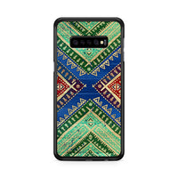Colorful Aztec Bohemian Samsung Galaxy S10e Case