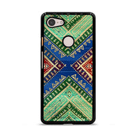 Colorful Aztec Bohemian Google Pixel 3 XL Case