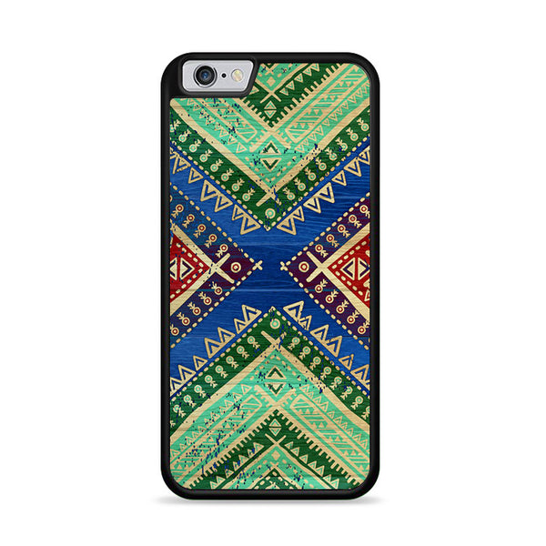 Colorful Aztec Bohemian iPhone 6|6S Case