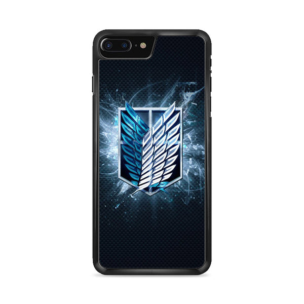 Attack On Titan Warrior Emblem_ iPhone 8 Plus Case