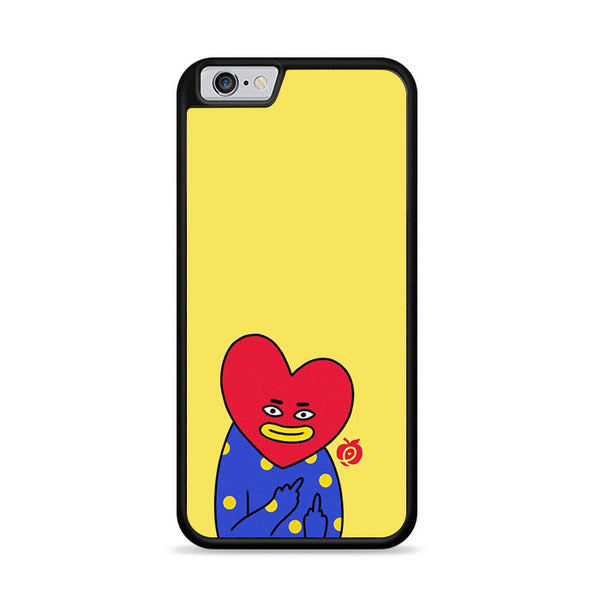 Chibi Lover Emoticon Love Heart Bt21 iPhone 6|6S Case