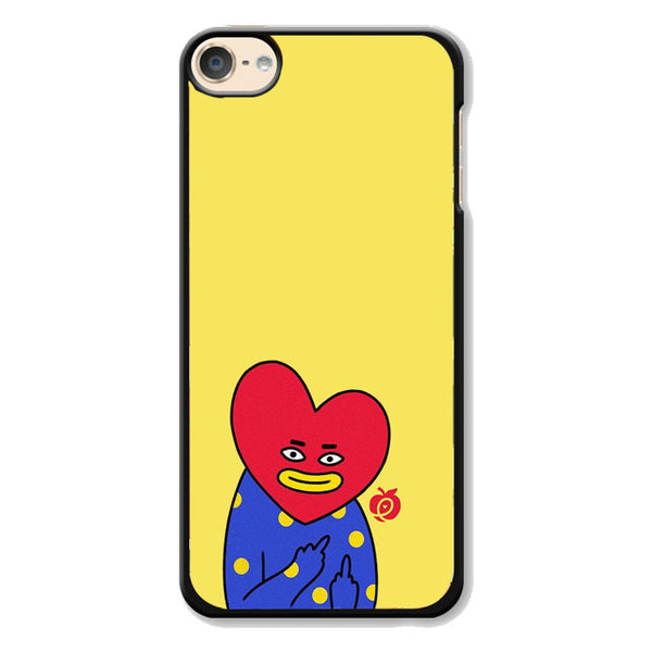 Chibi Lover Emoticon Love Heart Bt21 iPod 6 Case