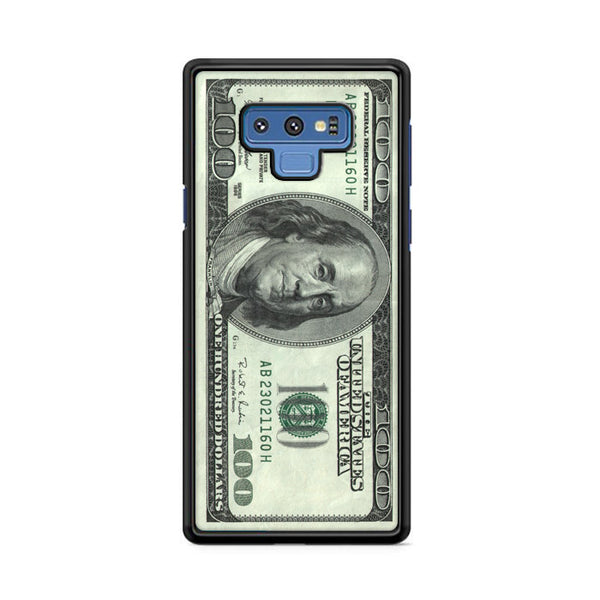 Dollar Money Joke Samsung Galaxy Note 9 Case