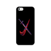 Fc Barcelona Black Sword iPhone 5|5S|SE Case