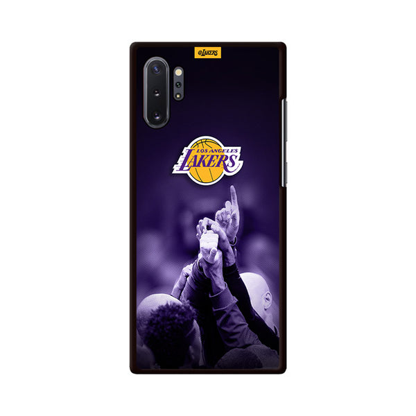 Lakers Team Los Angeles Number One Samsung Galaxy Note 10 Plus Case