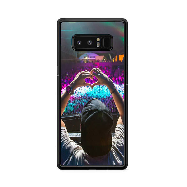 Avicii With Love_ Samsung Galaxy Note 8 Case