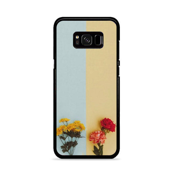 Flower Duality Painting Samsung Galaxy S8 Plus Case