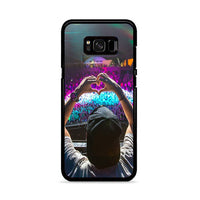 Avicii With Love_ Samsung Galaxy S8 Plus Case