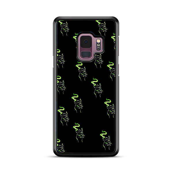Chills Hand Smoke Weed Samsung Galaxy S9 Plus Case
