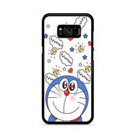 Doraemon Cute Face Samsung Galaxy S8 Case