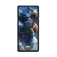 Balmond Bestial Mobile Legend_ Samsung Galaxy Note 9 Case