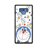 Doraemon Cute Face Samsung Galaxy Note 9 Case