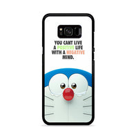 Doraemon Dont Crying Samsung Galaxy S8 Plus Case