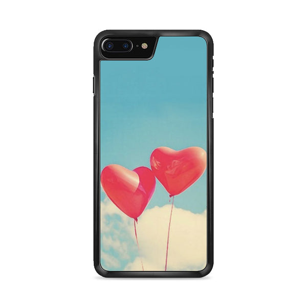 Heart Balloons iPhone 7 Plus Case