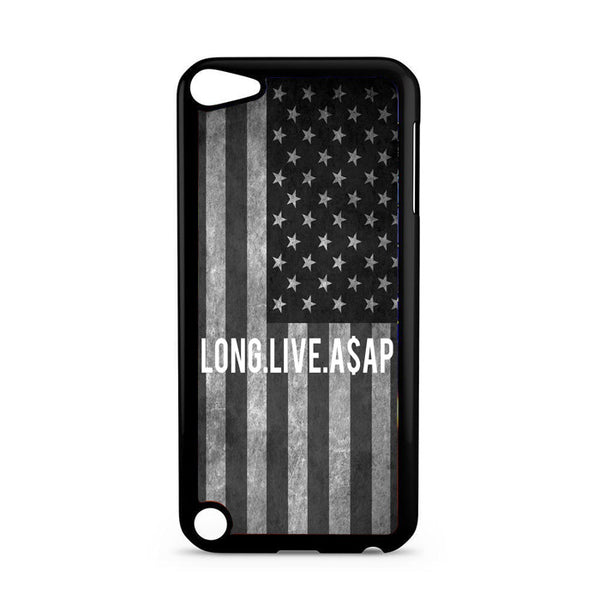 Asap Rocky In The Gray Quote iPod 5 Case