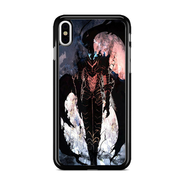 Manhwa Solo Leveling Igris iPhone XS Case