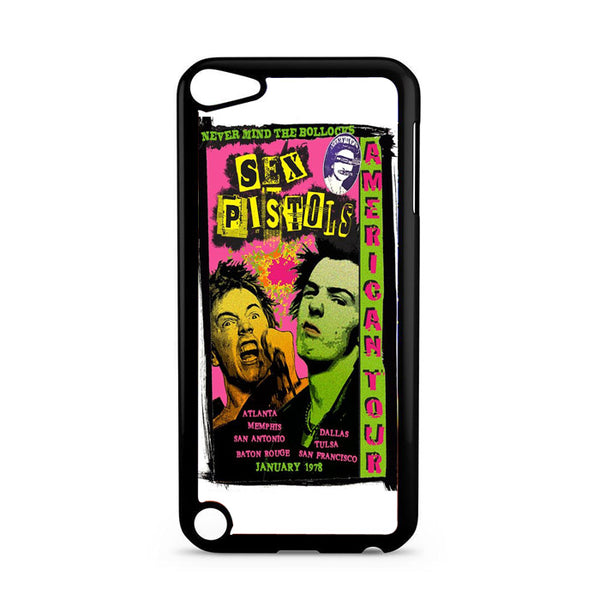 Classic Punk American Tour Style iPod 5 Case