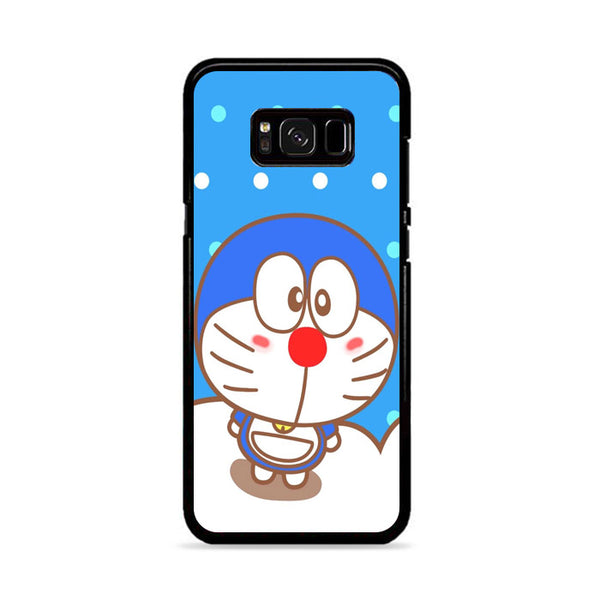 Doraemon Dot Pattern Samsung Galaxy S8 Plus Case