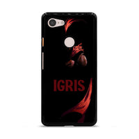 Manhwa Solo Leveling Red Igris Google Pixel 3 XL Case