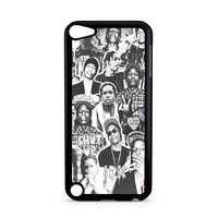 Asap Rocky Photo Collage Bw iPod 5 Case