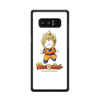 Doraemon Dragonball Style Samsung Galaxy Note 8 Case