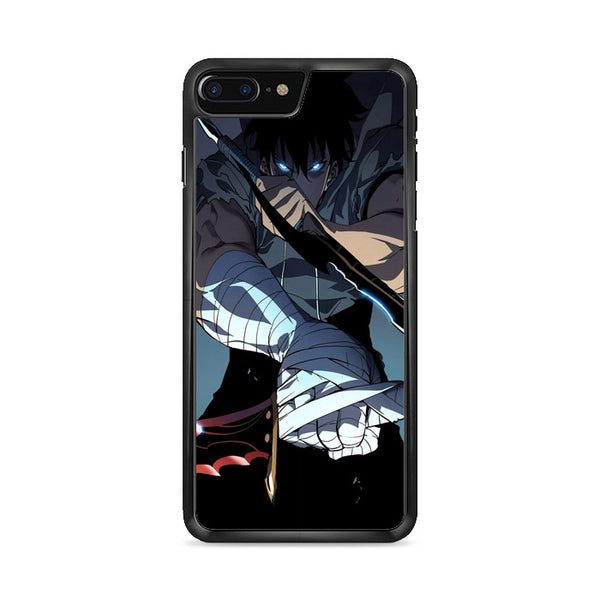 Manhwa Solo Leveling Sung Jin Woo Assassins iPhone 7 Plus Case