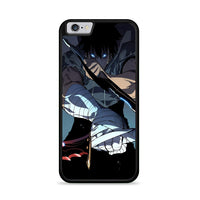 Manhwa Solo Leveling Sung Jin Woo Assassins iPhone 6 Plus|6S Plus Case