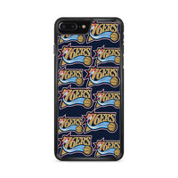 Basket Ball 76Ers Nba_ iPhone 8 Plus Case