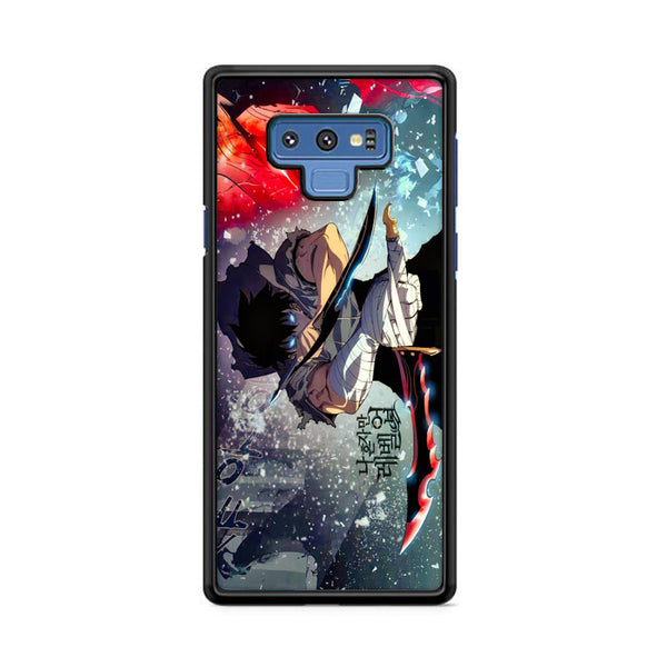 Manhwa Solo Leveling Sung Jin Woo Level S Samsung Galaxy Note 9 Case