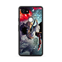 Manhwa Solo Leveling Sung Jin Woo Level S Google Pixel 2 XL Case
