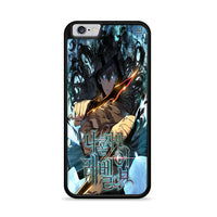 Manhwa Solo Leveling Sung Jin Woo Poster iPhone 6|6S Case