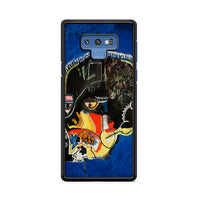 Basquiat Canvas Art_ Samsung Galaxy Note 9 Case