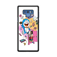 Doraemon Magic Door Samsung Galaxy Note 9 Case