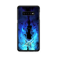 Manhwa Solo Leveling Sung Jin Woo Power Samsung Galaxy S10e Case