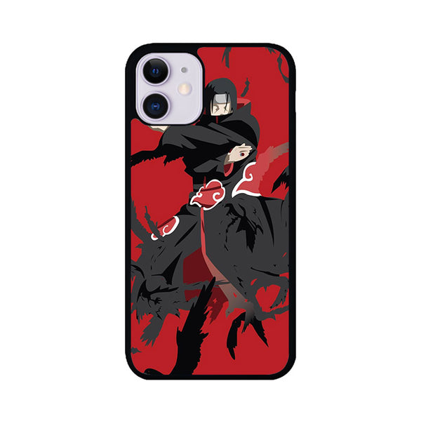 itachi akatsuki naruto iPhone 11 Case