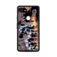 Manhwa Solo Leveling Sung Jin Woo Shadow Army Google Pixel 2 XL Case