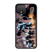Manhwa Solo Leveling Sung Jin Woo Shadow Army Google Pixel 4 XL Case