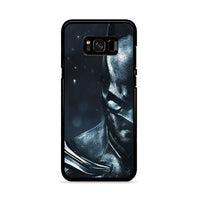 Batman Dark Realist_ Samsung Galaxy S8 Plus Case