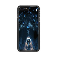 Manhwa Solo Leveling Sung Jin Woo Shadow Monarch iPhone 8 Plus Case