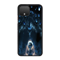 Manhwa Solo Leveling Sung Jin Woo Shadow Monarch Google Pixel 4 XL Case