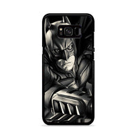 Batman Punch Dark Knight_ Samsung Galaxy S8 Case