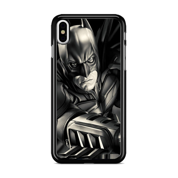 Batman Punch Dark Knight_ iPhone XS Case
