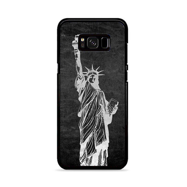 Metallic Statue Of Liberty, Freedom Samsung Galaxy S8 Case