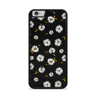 Noise Daisy Daydream Black Floral iPhone 6|6S Case