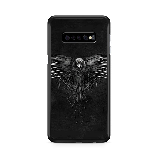 Game Of Throne Black Crows Samsung Galaxy S10e Case