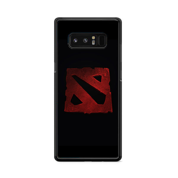 Dota 2 Red Bevel Logo Samsung Galaxy Note 8 Case