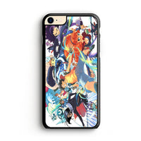 Radiant Comic Poster All Characters iPhone 8 Case