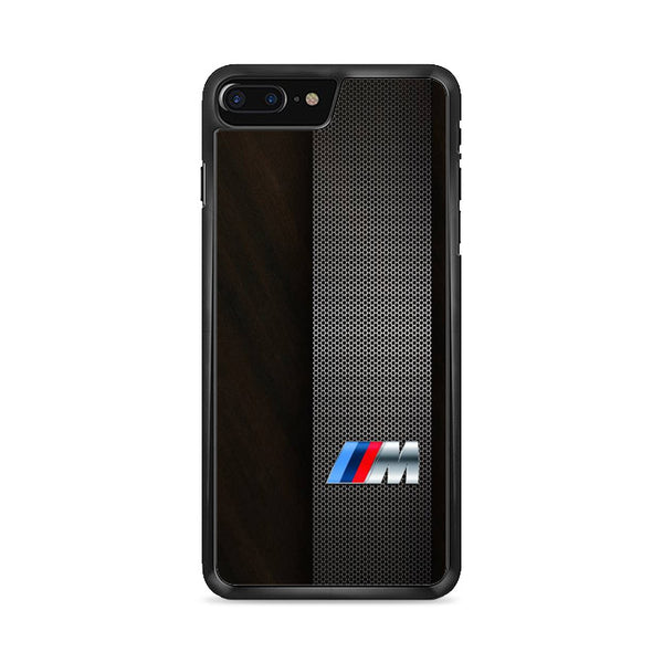 Bmw Fiber Carbon M Series Logo Wallpaper iPhone 7 Plus Case
